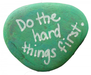 do the hard things