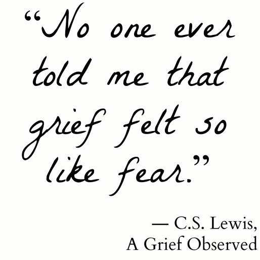 Grief CS Lewis